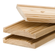 Siberian larch roof table 21x145(120)