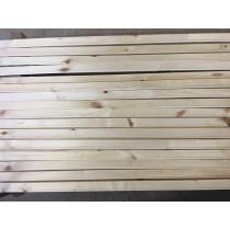 Sauna voodrilaud 15x60x3000 Haab
