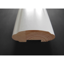 Käsipuu, värvitud 45x110x3000